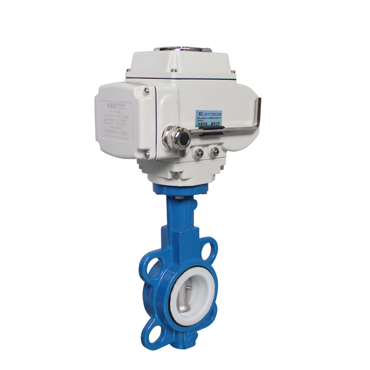 Wafer Electric Actuator Butterfly Valve Suppliers